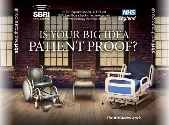 SBRI Healthcare Image2